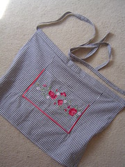 New apron - after
