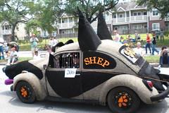Shep! (patti_rose) Tags: houston artcarparade 2008artcarparade