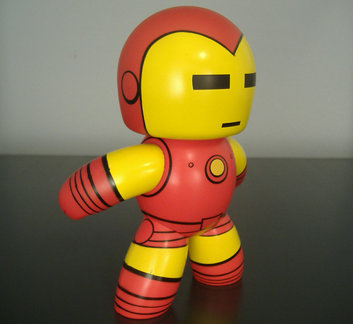 Mighty Muggs Iron Man 2