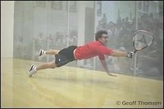 Racquetball Photo: Jack Huczek