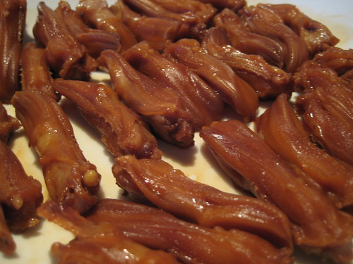Braised Duck Tongues