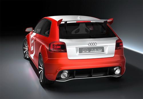 Audi A3 TDI Clubsport Quattro Picture