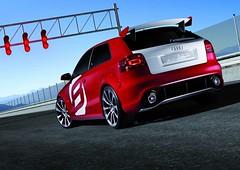 Audi A3 TDI Clubsport Quattro Concept 1