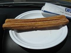 Cinnabon: Cinnamon churro