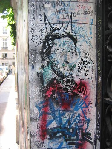 paris - rue de verneuil