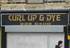 Curl Up & Dye
