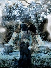 Frozen in time (Adguer) Tags: digital digitalart moderno galeria artistas artista arte increible divertido portrait fantasy fantasia cosplay photomanipulation fotomanipulacion fantasyportrait retrato retratofantasia