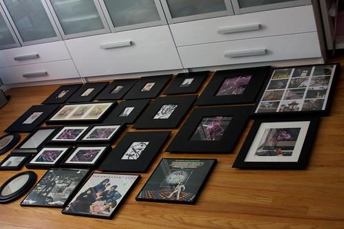 frame inventory