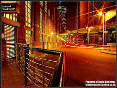 London Street Light Trails at Night (david gutierrez [ www.davidgutierrez.co.uk ]) Tags: street city greatbritain travel light england urban color bus heritage station fashion thames night buildings lights interestingness education media european searchthebest diverse union arts trails front tourist explore railwaystation trail entertainment transportation finepix page fujifilm londonunderground lighttrails frontpage financial soe metropolitan liverpoolstreetstation liverpoolstreet cultural londoncity cityoflondon skycity uklondon londonstreet londonengland supershot ukcity urbancity fineartphotos englandengland s6500fd platinumphoto anawesomeshot impressedbeauty aplusphoto ultimateshot theunforgettablepictures theperfectphotographer goldstaraward skystreet multimegashot rubyphotographer dragondaggerawards saariysqualitypictures