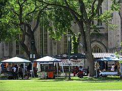 Central Park, African Market