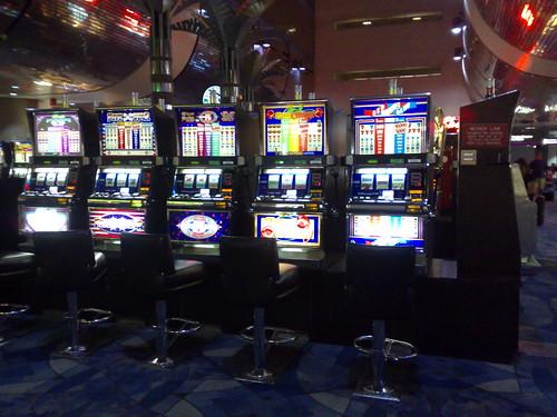 Slots at Las Vegas airport