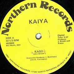 Kaiya Kago