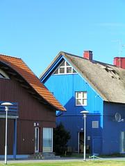 Old modern houses (mdanys) Tags: life house smile wow best osama lovely lithuania lietuva danys juodkrante mindaugasdanys mdanys