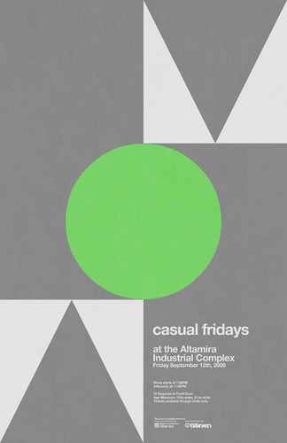Casual Fridays Poster / _Untitled-1