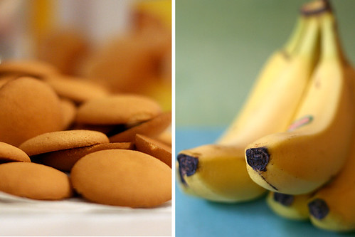 Bananas & Wafers