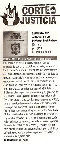 Satan Dealers @ Jedbangers, Mayo 2008