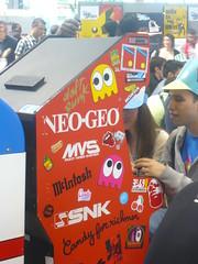 Japan Expo 2008 - Arcade Rétro
