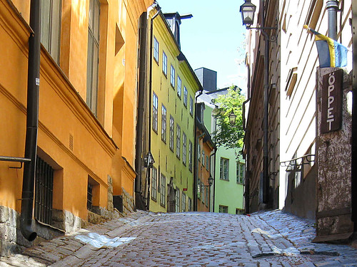 2653152180 ed8987fd43 Photo Essay:  Cobblestone Streets