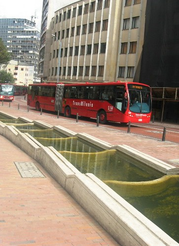BRT in South America