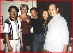 Shihan Toyama, Billie Jack, Vonnie, & Nobu