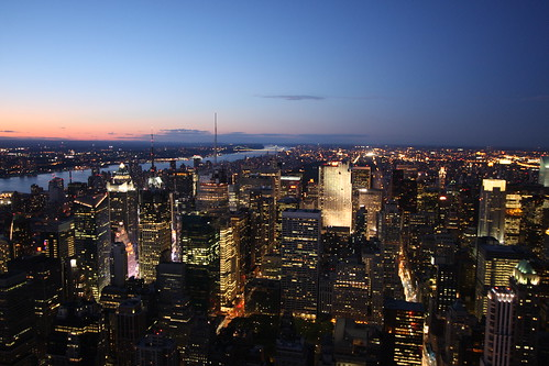 "On top of the Empire State Building, Manhattan, New York City • <a style=""font-size:0.8em;"" href=""http://www.flickr.com/photos/8110030@N05/2670845984/"" target=""_blank"">View on Flickr</a>"