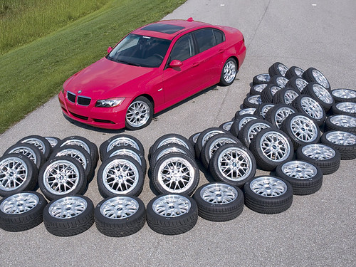 Tires for your BMW and the RunFlat issue  Independent Motorcars