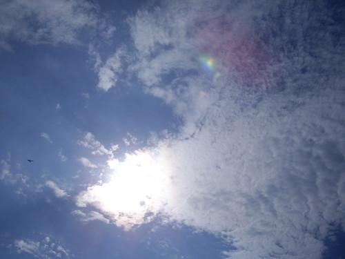 Take a run at the sun