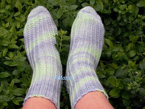 Greeny Socks 004