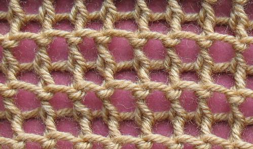 Knitting Veil Stitch : Veil Stitch The Walker Treasury Project