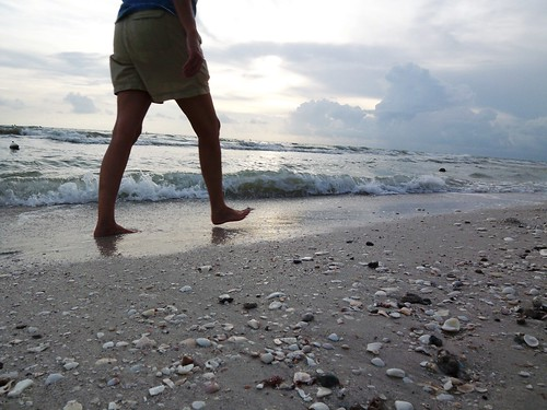 bonita beach walking