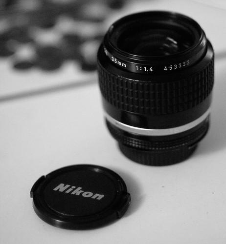 35mm f/1.4 AIS