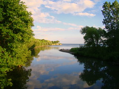 Hard Days Night (888) (flipkeat) Tags: lake ontario reflection nature water clouds reflections landscape outdoors awesome great 888 reflexions soe cubism portcredit blueribbonwinner golddragon mywinners abigfave platinumphoto anawesomeshot theunforgettablepictures goldstaraward absolutelystunningscapes vosplusbellesphotos