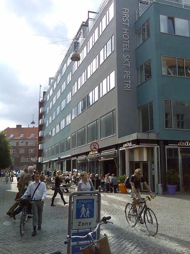 Skt. Petri Hotel Copenhagen