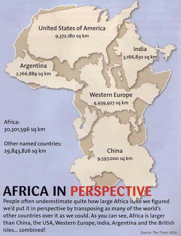 taille afrique
