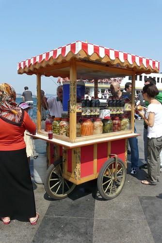 selling pickle juice