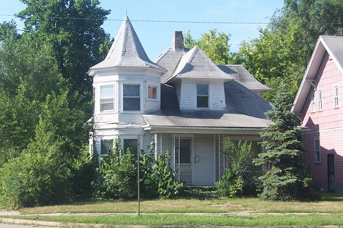 Old house, South Bend