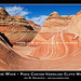 The Wave - Paria Canyon-Vermilion Cliffs Wilderness