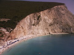 Porto Katsiki (twiga_swala) Tags: ocean sea cliff beach island greek playa cliffs greece plage spiaggia ionian lefkada leuca  leucade leuka levkada mediterraean