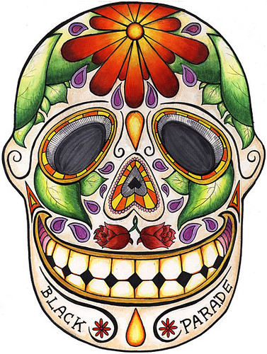 day of the dead masks template. dresses is the day of the dead
