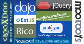 Top 10 der JavaScript Frameworks