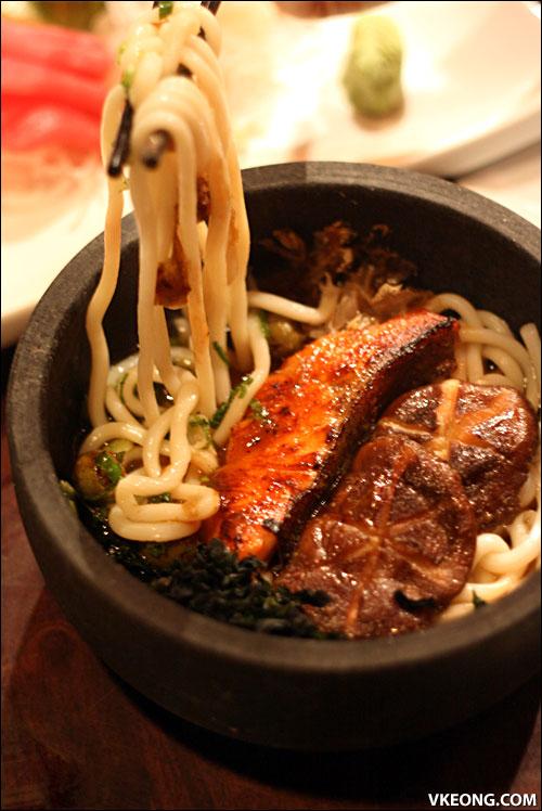 den miso salmon udon
