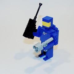Miniland Classic Spaceman