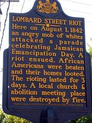 Lombard Street Riot