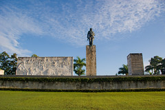 Che Guevara memorial, monument, statue, Santa Clara