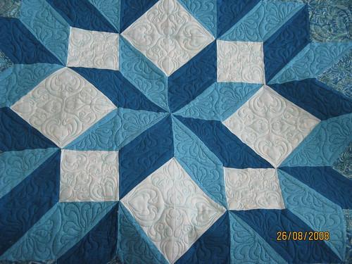 broken star quilt