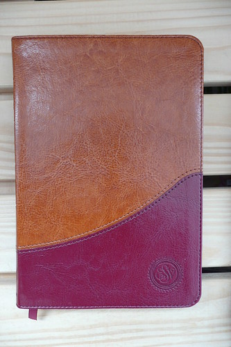 Pitt Minion ESV (Imitation Leather)