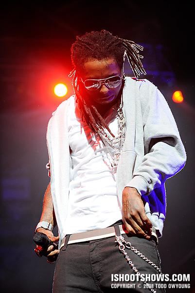 Lil Wayne @ the Chaifetz Arena -- 2008.080.30
