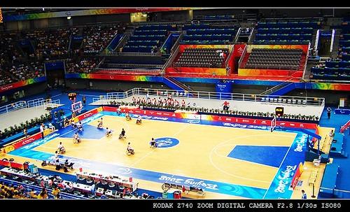 轮椅篮球,日本对墨西哥