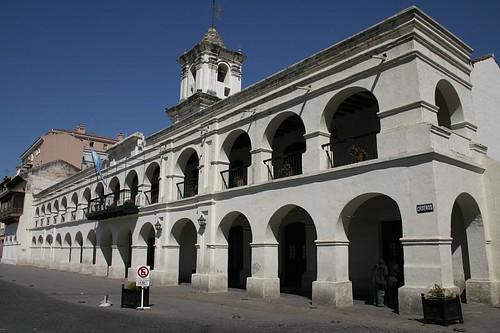 Salta city - NW Argentina.