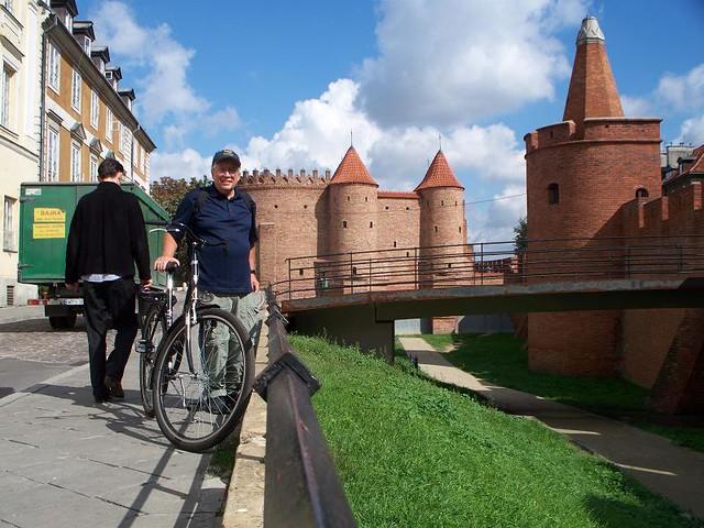 Warsaw - Barbican